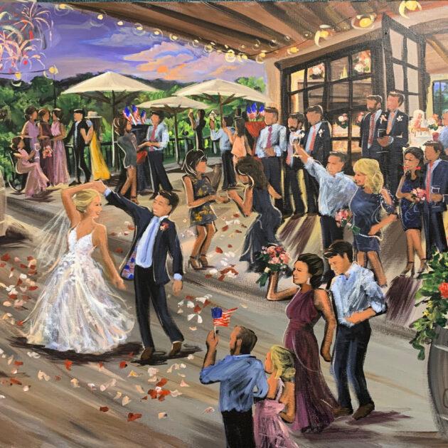 Cindy Scott Painting